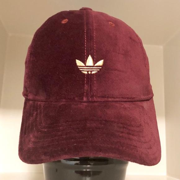 f240790f861 •RARE• Adidas VELVET Hat